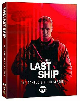 THE LAST SHIP complete season/series 5 Brand new DVD Quick Dispatch