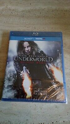 Underworld Blood Wars Blu Ray Neuf Sous Blister + Digital UV
