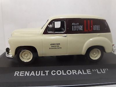 "1/43	Fur075 Renault Colorale ""Lu"""