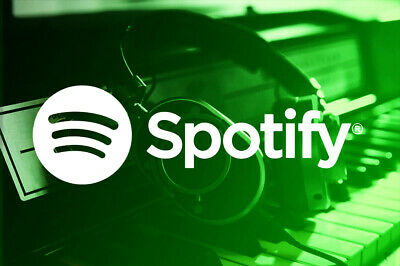 Spotify  Premium LIFETIME ⭐ Upgrade   Personal Exist or New Accou 1 year Valide