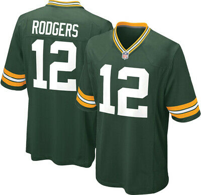 Green Bay Packers Aaron Rodgers Jersey NFL