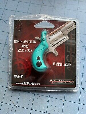 LASERLYTE NAA-1 NORTH American Arms  22lr Laser Sight Grips