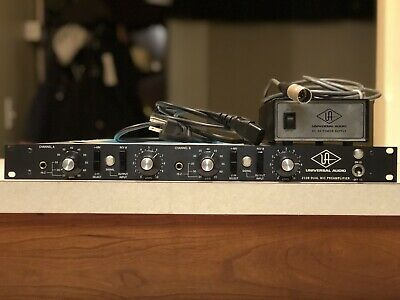Universal Audio 2108 Dual Microphone Preamp