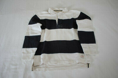 Country Road boys long sleeve collared t-shirt size 10