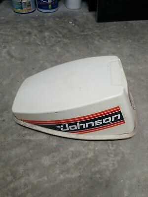 Johnson 9.9 outboard cowling 1981