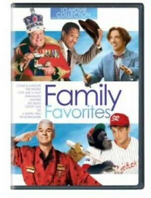Family Favorites: 10 Movie Collection (3Pc) (Ws) New Dvd