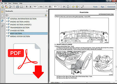 2010 Subaru Forester Factory Service Repair Workshop Fsm Manual Wiring Diagram 9 95 Picclick