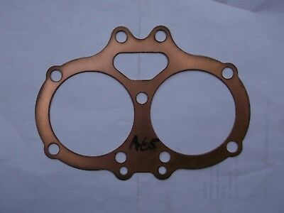 A65 Standard Thickness Solid Copper Gasket. Bn
