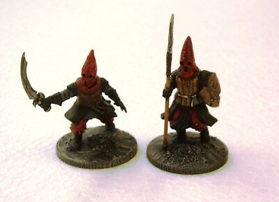 'CULTISTS' - FROSTGRAVE - 28mm figures - SUPERB PRO-PAINTED (+ 'extra sprues')