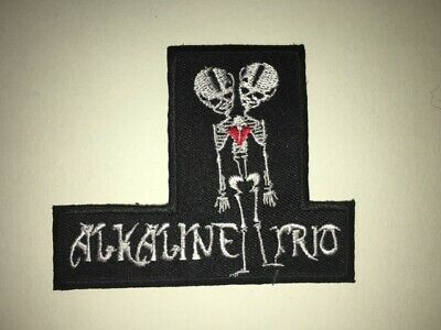 M121 Patch Ecusson Alkaline Trio 8,5*7 Cm