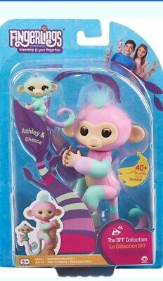 Genuine fingerlings Ashley And Chance brand new!!