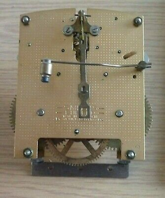 Vintage Smiths striking clock movement c1950 for spares 5411