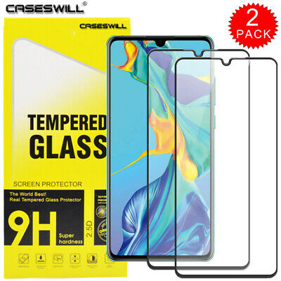 For Huawei P30 Pro P20 Honor 20 Lite Mate 20 Pro Tempered Glass Screen Protector