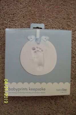 Baby Gap Babyprints Keepsake