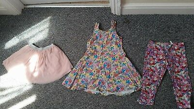 Next/H&M/BHS Gorgeous Bundle 3 items Girls Clothes Age: 4-5 years