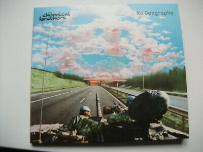 The Chemical Brothers, No Geography, 2019 CD