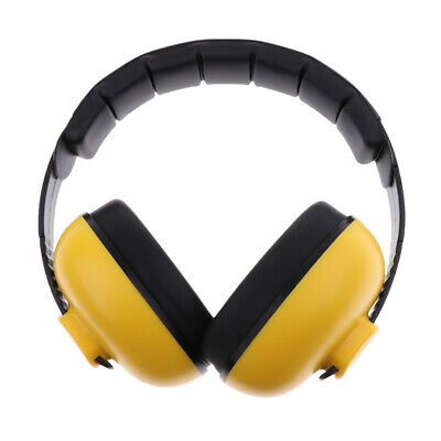 Baby Kids Child Ear Protection Music Festivals Events Noise Defenders Yellow