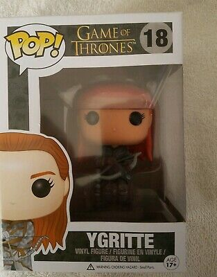 POP YGRITTE #18 Game of Thrones Vinyl Figure FUNKO