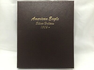 1986~2018 American Silver Eagle Complete Set In Dansco 33 Coins Uncirculated (B)