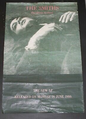 "The Smiths The Queen is Dead  60x40"" UK Billboard Poster"