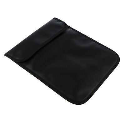 RFID Signal Blocking EMF Shielding Pouch Wallet Case for Tablets Cell Phones