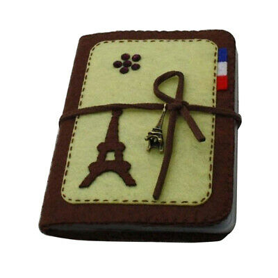 Card Holder Fabric Felt Kit Non-woven Cloth Craft Felt Materials Needlework