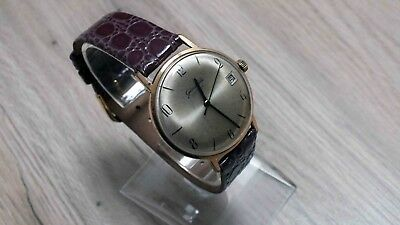 Collecable Glashutte cal.69.1 - 36mm - vintage mechanical german  wrist watch
