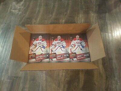 Possible Connor Mcdavid Young Guns??? 2015-16 Upper Deck Hobby Box (1 Box)