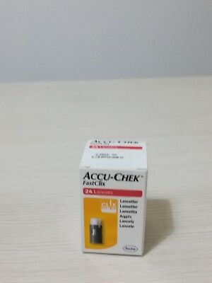 Accu-Chek Fast Clix - 40 boxes of 24 lancets