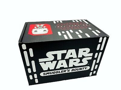 Star Wars Smuggler's Bounty The Last Jedi Rey Decorated Gift Box (EX)