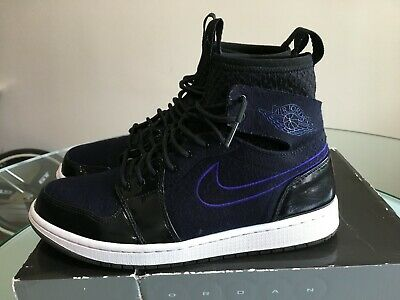 quality design b8d11 b2695 Air Jordan 1 Retro High Space Jam Black Concord - 844700-002