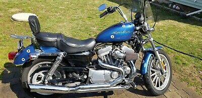2006 Harley-Davidson Sportster  2006 harley Davidson sportster 883 with conversion kit motorcycle