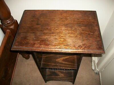 Antique-type bedside tables - matching