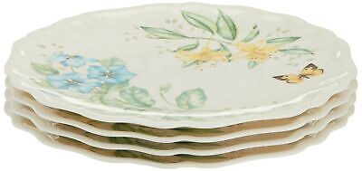 Lenox Butterfly Meadow Melamine Dinner Plates Set of 4