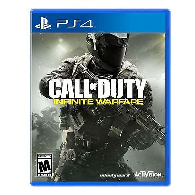 Call of Duty: Infinite Warfare (PS4)  Brand New (UNOPENED)   Factory Sealed