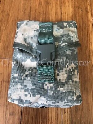 NEW Military Issue Molle II Pouch Individual IFAK Pouch ACU Medic Pouch SEKRI