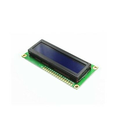 DC5V HD44780 1602 LCD Display Module 16x2 Character LCM Blue Color Blacklight