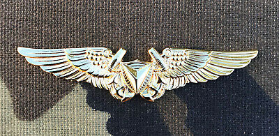 US MARINE CORPS Usmc Unmanned Aircraft Systems Uas Drone Pilot Officer Badge