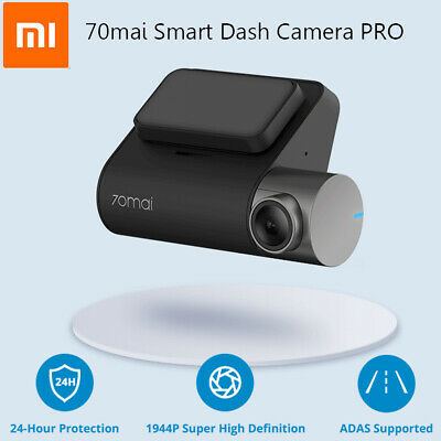 Xiaomi 70mai Pro 1944P 5MP WIFI Car DVR Voice APP Control International Version