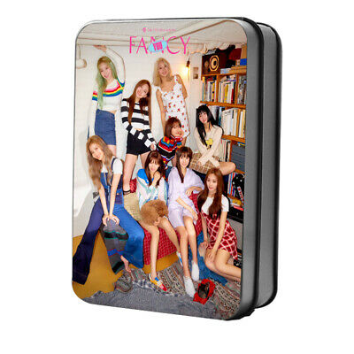30pcs/set Kpop Twice HD Photocard Fancy You Momo Sana Polaroid Lomo Photo Card