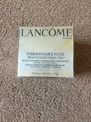 Lancome Visionnaire Nuit Beauty Sleep Perfector 50ml -  New Boxed & Sealed
