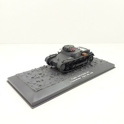 1/43	Pz.kpfw.i Ausf.b (Sd.kfz.101) 7. Panzerdivision France May 1940