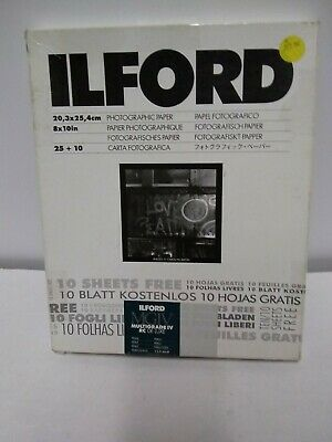 Photography Paper Ilford Brand