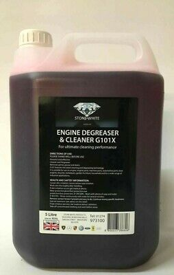 Engine Degreaser Concentrate & Parts Washer Fluid Heavy Duty 5 Litre New