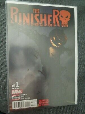 The Punisher: Annual #1