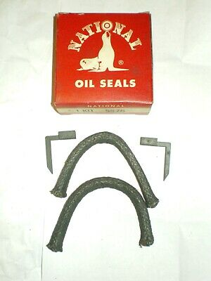 Nors 1960-71 Dodge Plymouth Truck 6 Cylinder Rear Crankshaft Seal 1/2 3/4 1 Ton