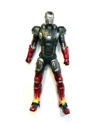 "Marvel Legends 6/"" Inch Studios 10th Iron Man Hot Rod Mark XXII 22 Loose Complete"