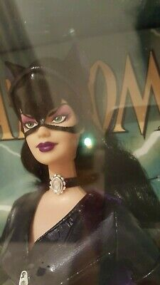 2003 Limited Edition CATWOMAN Barbie doll Batman DC Collector