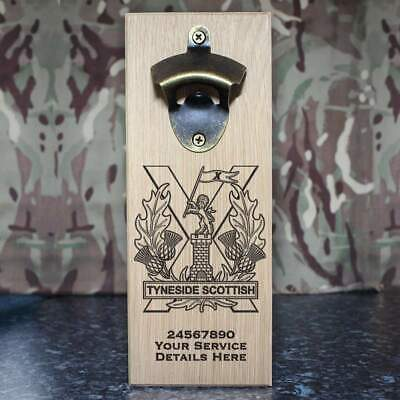 Tyneside Scottish Wall-Mounted Bottle Opener