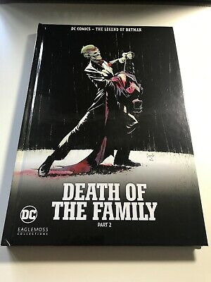 DC COMICS LEGEND OF BATMAN COLLECTION #24 Death Of The Family - Part 2